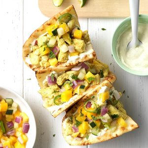 16 Ways to Use a Package of Naan Bread