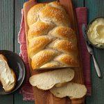Sesame Wheat Braids