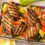 33 Healthy Grilled Chicken Recipes