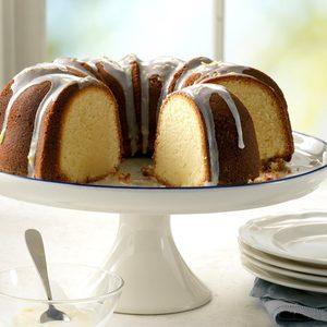 7UP Pound Cake