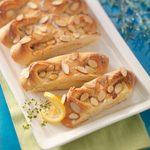 Almond-Cheese Coffee Cake