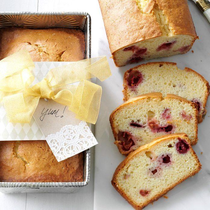 Colorado: Almond Tea Bread
