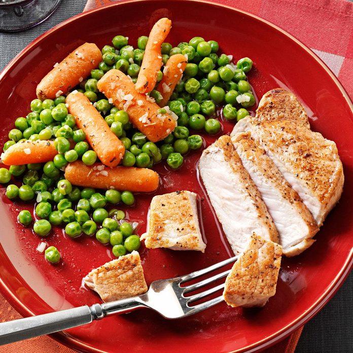 Apple-Balsamic Pork Chops