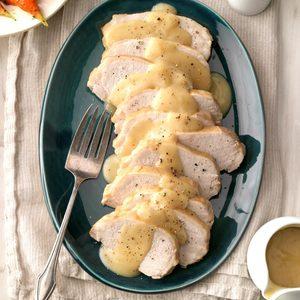 Apple-Dijon Pork Roast