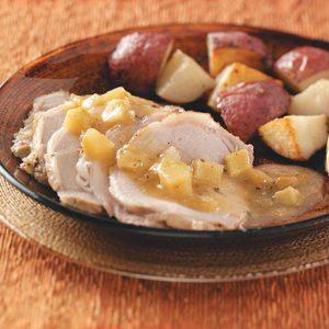 Apple Pork Roast