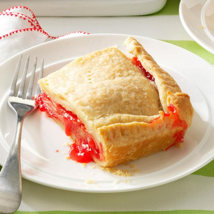 Apple Red-Hot Slab Pie