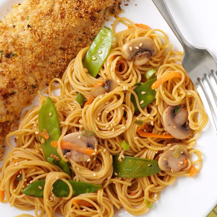 Asian Spaghetti