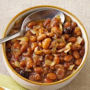 Autumn Beans