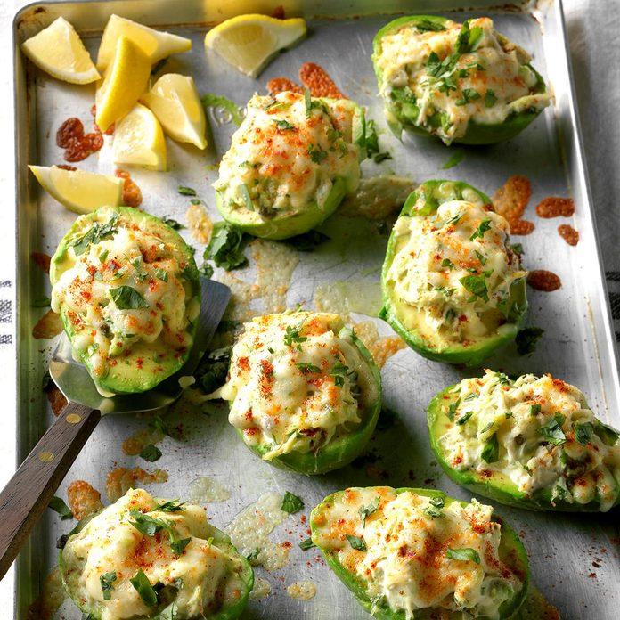 Avocados: Avocado Crab Boats