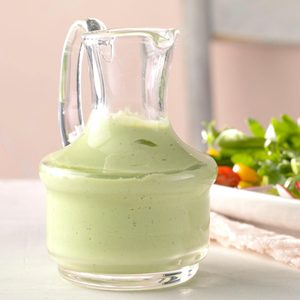 Avocado Salad Dressing