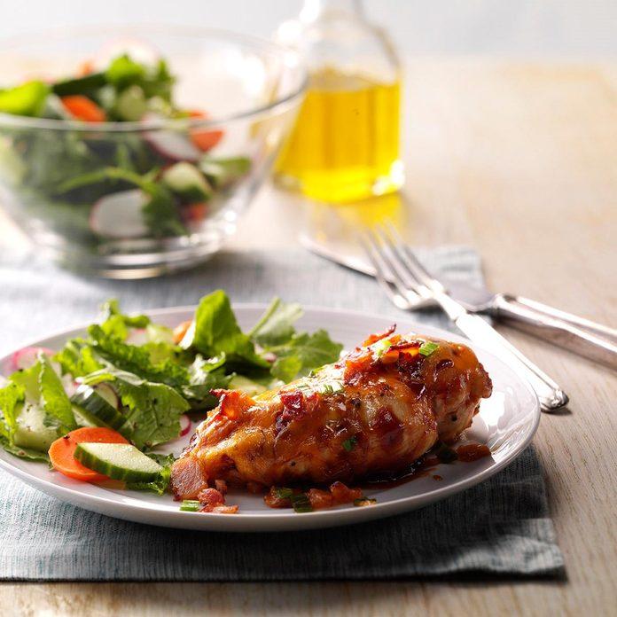 Bacon & Cheddar Chicken