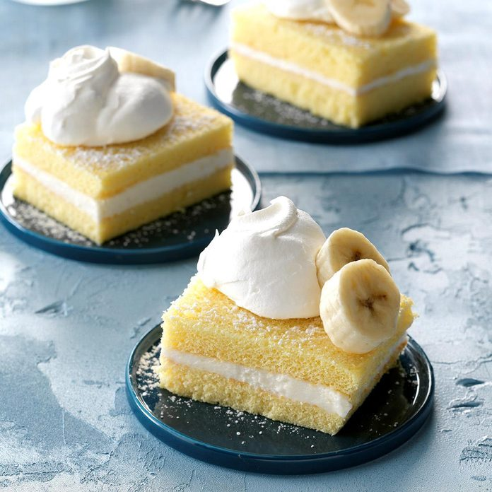 Banana Flip Cake