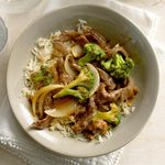 Beef Broccoli Stir-Fry