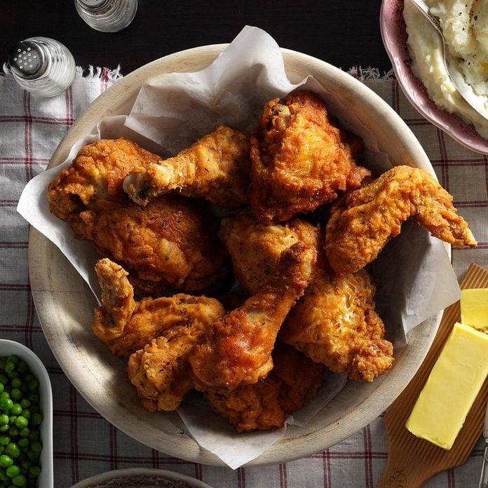 Inspired By: KFC Original Recipe Fried Chicken