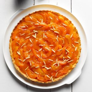 Brandied Apricot Tart
