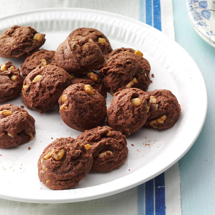 Brownie Mounds