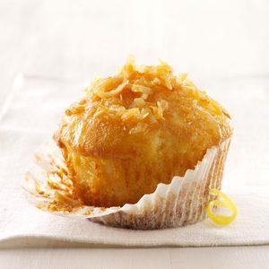 Burst o' Lemon Muffins