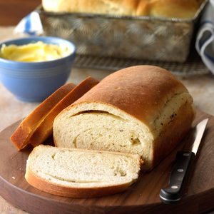 Butter and Herb Loaf