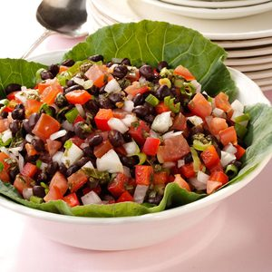 Calico Black Bean Salad