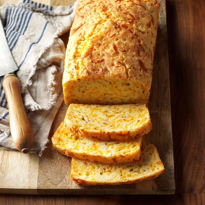 Caraway Cheese Bread