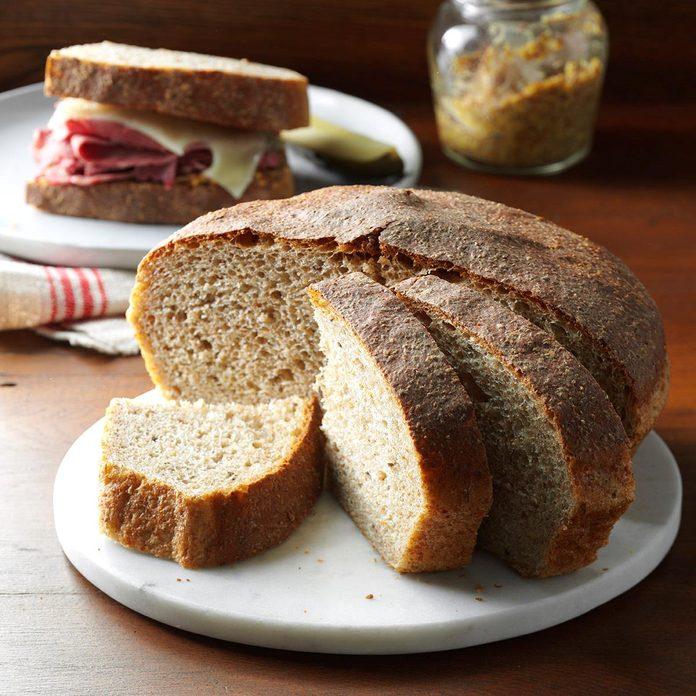 Caraway Seed Rye Bread