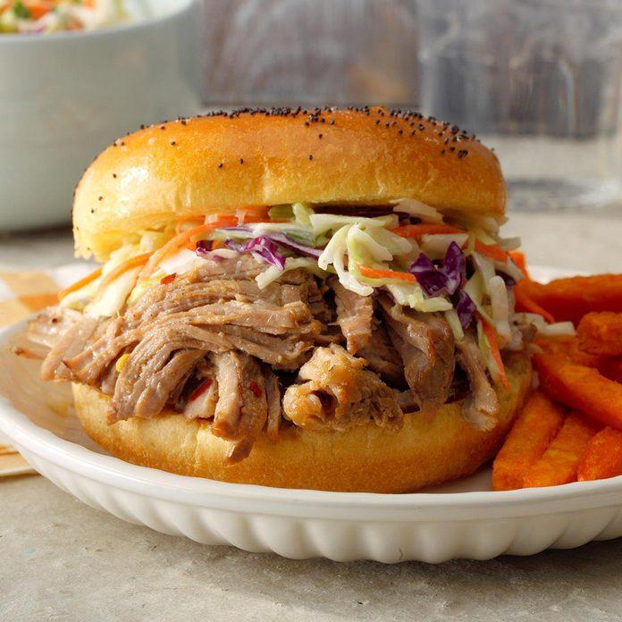 Day 23: Carolina-Style Pork Barbecue