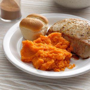 Carrot Parsnip Puree