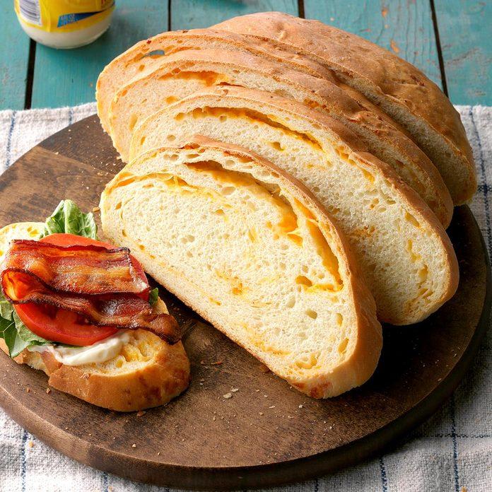 Cheddar Loaves