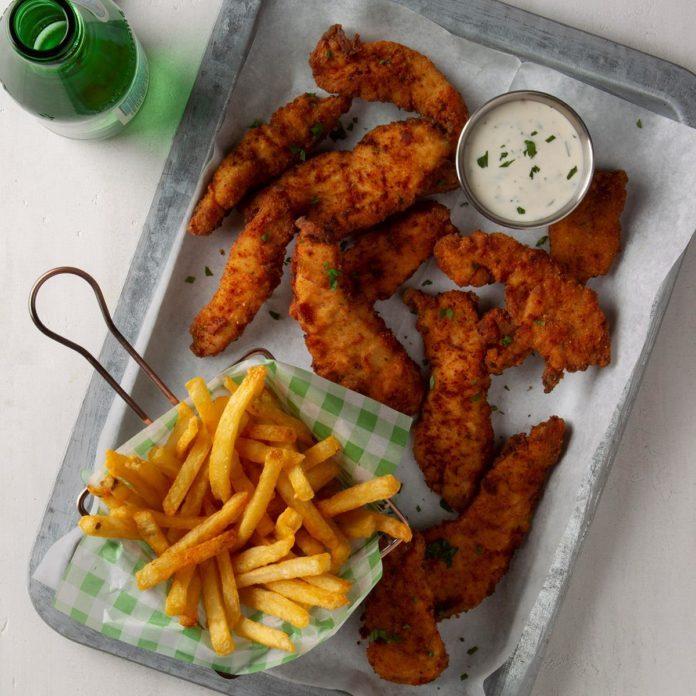 Thursday: Chicken Fingers