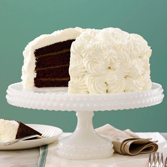 Chocolate & Grand Marnier Cake