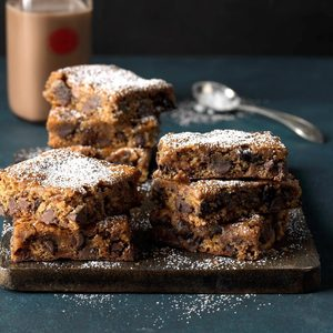 Chocolate Mincemeat Bars