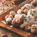 Chocolate Peanut Butter Thumbprints
