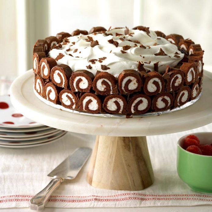 Chocolate Swirl Delight