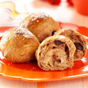 Chocolate Swirl Panini