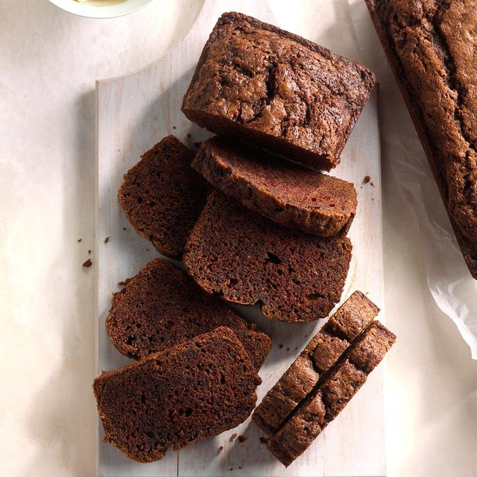 Montana: Chocolate Zucchini Bread