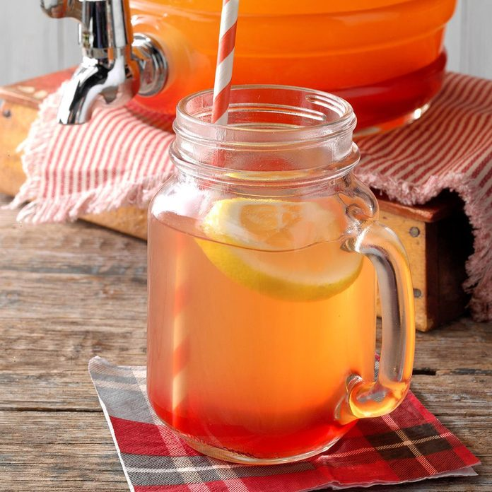 Citrus Cider Punch