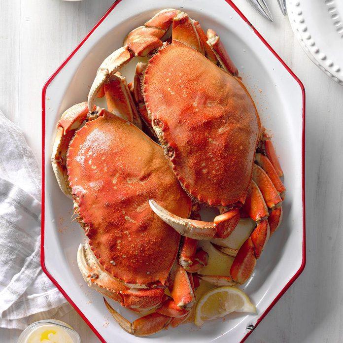 Classic Crab Boil