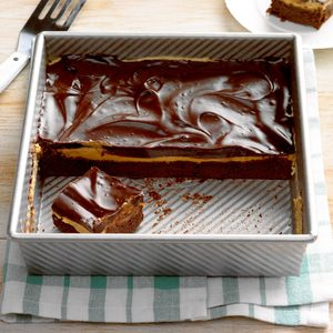 Coffee 'n' Cream Brownies