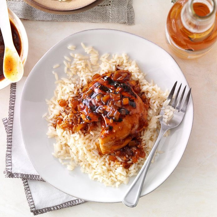 Cola BBQ Chicken