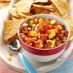 Colorful Corn Salsa