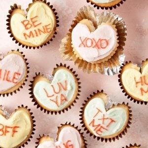Conversation Cupcakes