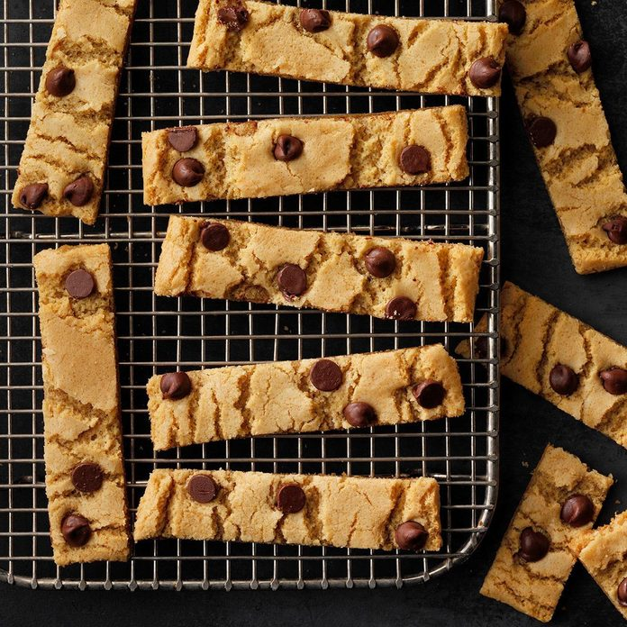Beginner Baker: Cookie Sticks