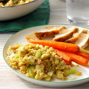 Corn & Onion Stuffing
