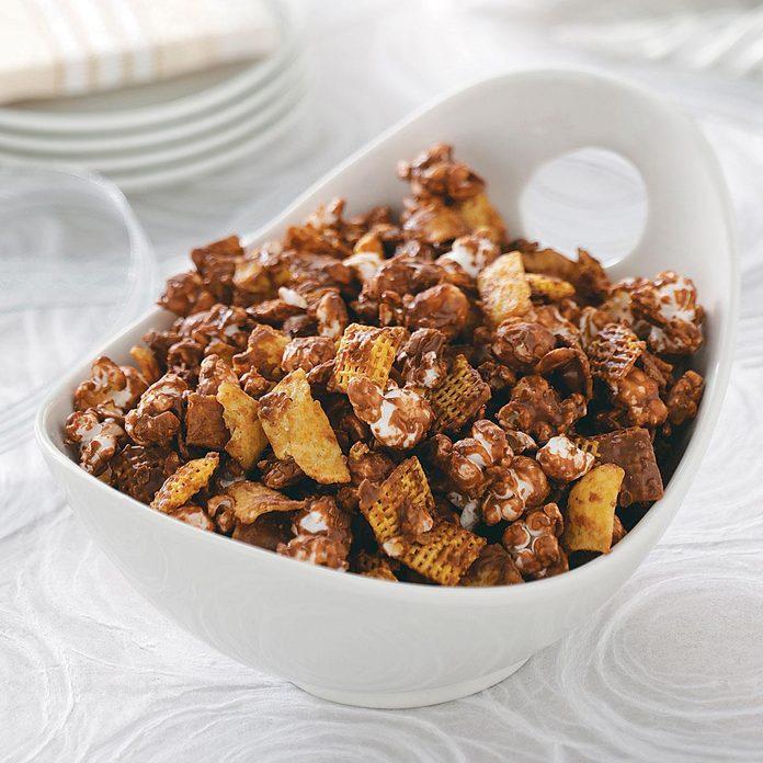 Corny Chocolate Crunch