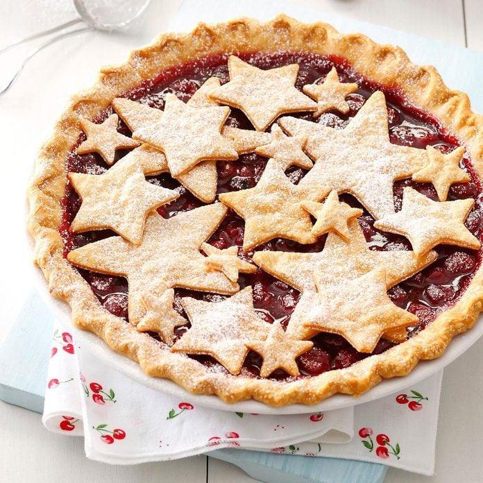 Cherries: County Fair Cherry Pie