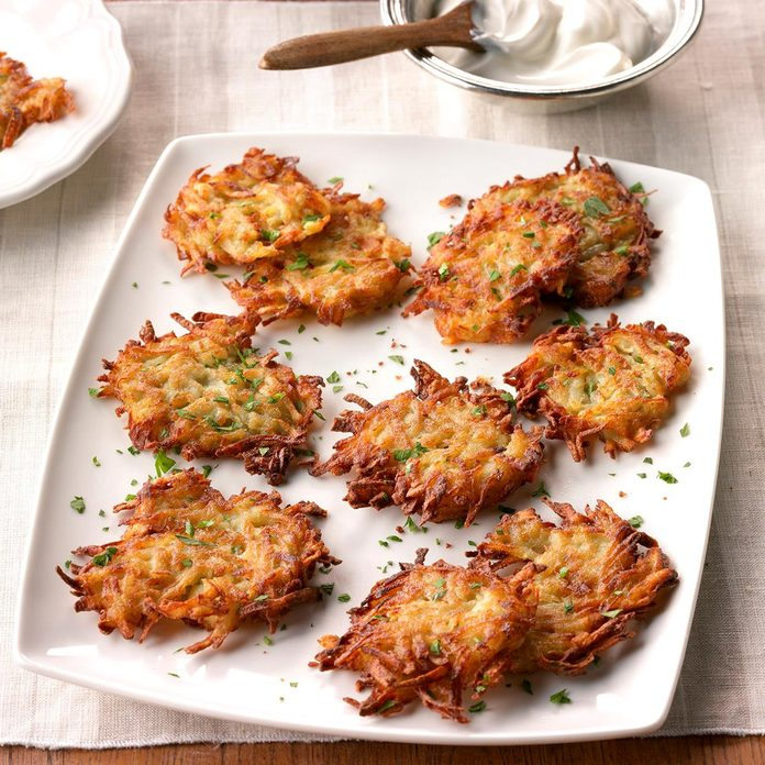Country Potato Pancakes