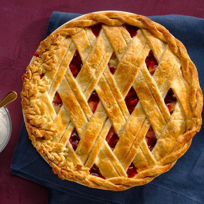 Cran-Apple Pie