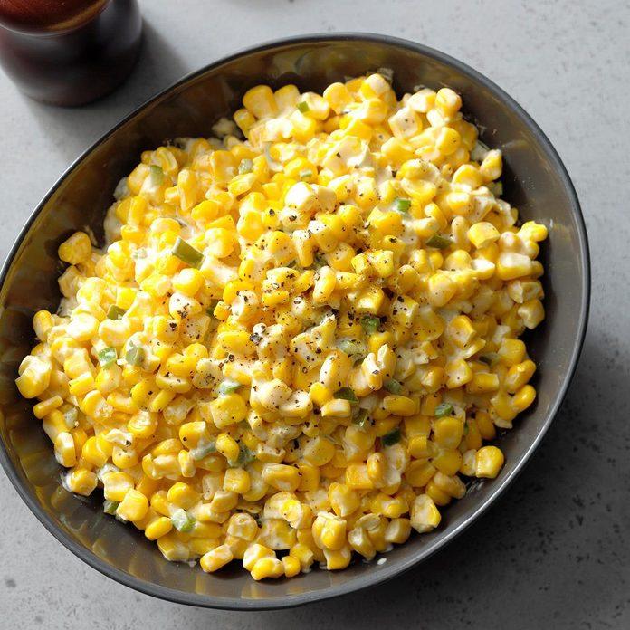 Creamy Jalapeno Corn