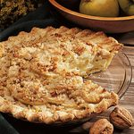 Dairy State Apple Pie
