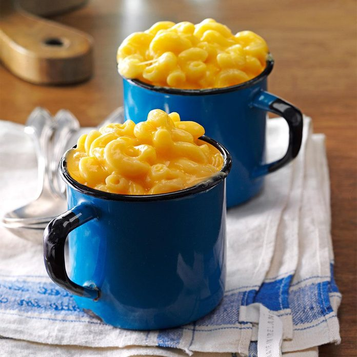 Inspired by: Macaroni & Cheese